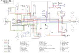 yamaha v star wiring diagram wiring diagrams