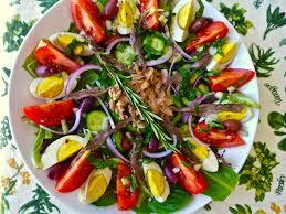 cuisine nicoise niçoise salad authentic recipe 196 flavors