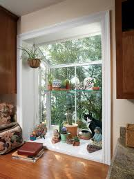 garden window decorating ideas brighten up your home