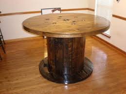 outdoor tables made out of wooden wire spools google image result for http naturalbuildingblog com wp content