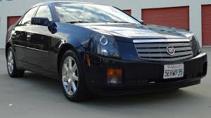 cheap cadillac cts for sale buy a used cadillac cts sedan review v6 for sale