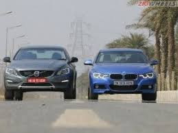 bmw 320d m sport price volvo s60 cross country vs bmw 320d m sport comparison review