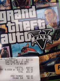 black friday gta5 target got gta v for less than 20 the target associate was extremely