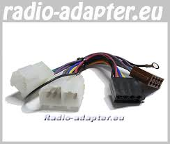 nissan vanette 1993 2000 car radio wire harness wiring iso lead