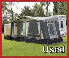 Caravans Awnings Caravan Awnings Full Awnings Porch Awnings Robinsons Caravans Uk
