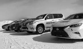 lexus is winter tires ice driving tips with lexus and the bridgestone winter driving
