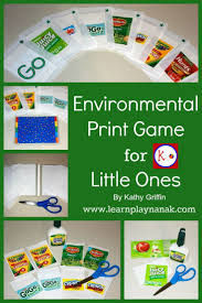 best 25 environmental print ideas on pinterest letter sound