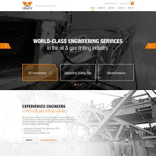 design contest wordpress theme wordpress theme for an engineering firm that designs oil rigs