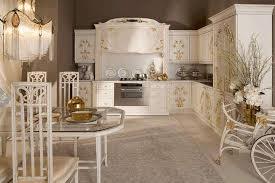 cucina e sala da pranzo arredamento stile liberty foto design mag