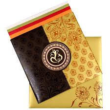 indian designer wedding cards indian wedding card design anand