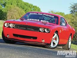 Dodge Challenger 2009 - 2009 dodge challenger srt8 now hear this rod network