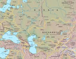 Asia Rivers Map maps of central asia the toynbee convector