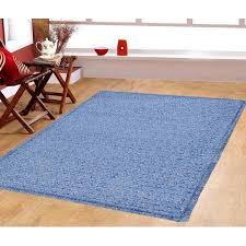 12x12 Area Rug Furnishmyplace Petal Blue Blue 70 Polypropylene 30 Polyester