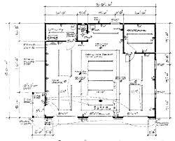 detailed floor plans midlife s garage plans