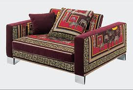 Versace Armchair Jaipur Versace Home Collection