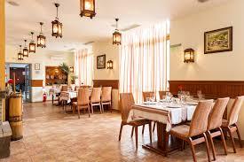 restaurant stream resort