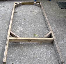 Make Your Own Cucumber Trellis How To Build A Simple Cucumber Trellis Veggie Gardener