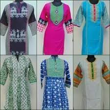 cotton kurti manufacturer from jaipur