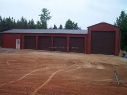 building a workshop garage steel workshop buildings gallery mbmi metal buildings