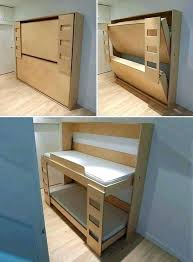 Folding Bed Mechanism Bunk Murphy Bed Selv Me