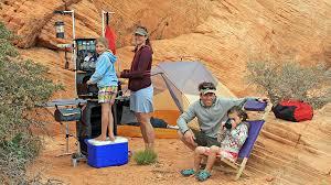 Portable Camping Kitchen Organizer - grub hub camp kitchen kevinsoffroad com