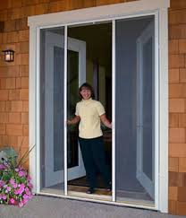 Patio Screen Doors Doors Awesome Patio Screen Door Replacement Amusing Patio Screen