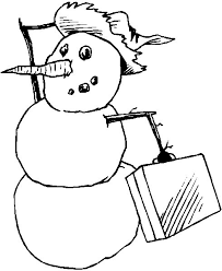 hd wallpapers frosty snowman printable coloring pages hfn