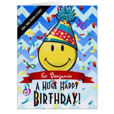 giant birthday cards greeting u0026 photo cards zazzle
