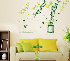 Beautiful Wall Stickers For Room Interior Design Art Design Ideas For Walls Home Design