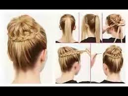 hairstyles for long hair at home videos youtube hairstyles at home for long hair how to make juda hair style at home