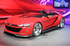 volkswagen gti roadster vw gti roadster concept front three quarters at the 2014 los