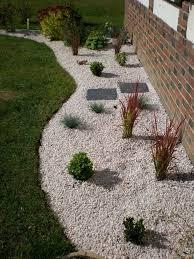 Resine Gravier Castorama by Decoration Jardin Gravier