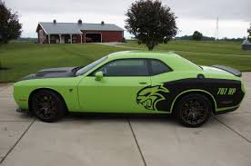 widebody hellcat green what color guys for the new 2018