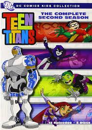 Amazon Com Titan Controls Dual by Amazon Com Teen Titans The Complete Second Season Scott