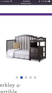 4 In One Convertible Crib 4 In One Convertible Crib Baby In San Leandro Ca Offerup