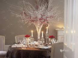 Christmas Ideas For Dining Table by How To Do Decorating Ideas For Christmas Tables U2013 Home Decor