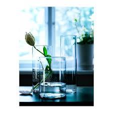 glass cylinder table l cylinder vase saladier lot de 3 verre transparent room