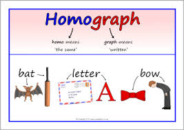 homophones homographs rhyming words homonyms myenglishclub