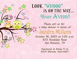 baby shower invitations exciting customized baby shower
