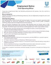 Chief Operations Officer Resume Chief Operating Officer Coo