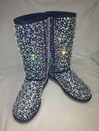 ugg s estelle ankle boots ugg 5829 sequin tangerine boots orange my uggs