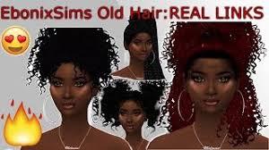 the sims 4 natural curly hair the sims 4 cas curly headed cutie full cc list playveep com