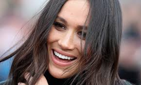 traditional scottish hairstyles meghan markle wore a tartan burberry coat to scotland it was too