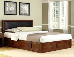 Queen Size Platform Bed - queen size platform bed with drawers ideas useful queen size