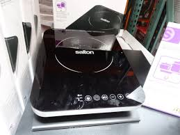 Portable Induction Cooktop Reviews 2013 Salton Portable Induction Cooktop