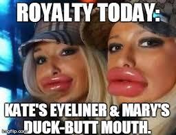 Eyeliner Meme - duck face chicks meme imgflip