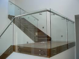 Stainless Steel Banister Rail Design Stainless Steel Glass Railing System Stainless Steel