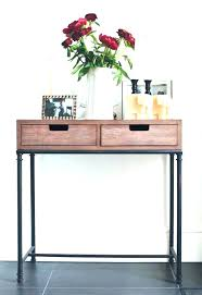 skinny console table ikea hall table ikea hallway table hall console table and mirror set