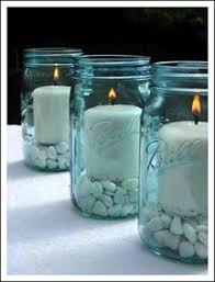 Mason Jars Wedding Centerpieces by Mason Jar Table Lanterns Tabletop Centerpieces And Wedding