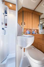 𝞝 hymer ml t 𝞝 ingenius bathroom